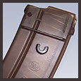30 Round Sig San 550/551 Magazine Imported From Switzerland